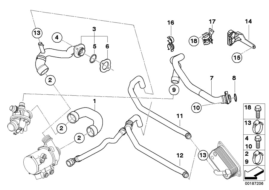 33 2007 Bmw 328i Engine Diagram