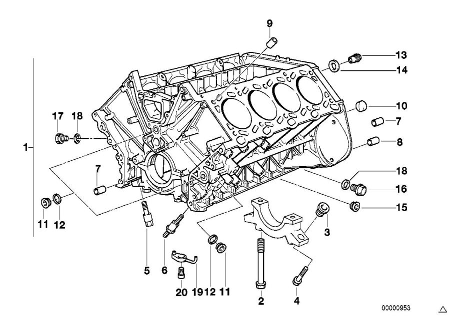 E30 Throttle Body Diagram additionally P 0900c15280049f05 also Cooling System Water Hoses additionally Bmw motorenkunde also BMW 3 Sedan E36. on m42 engine e30