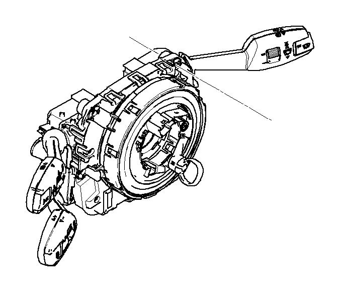 2008 bmw x5 switch cluster steering column
