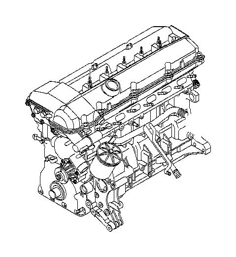 bmw 528i water hose  hoses  valve  engine