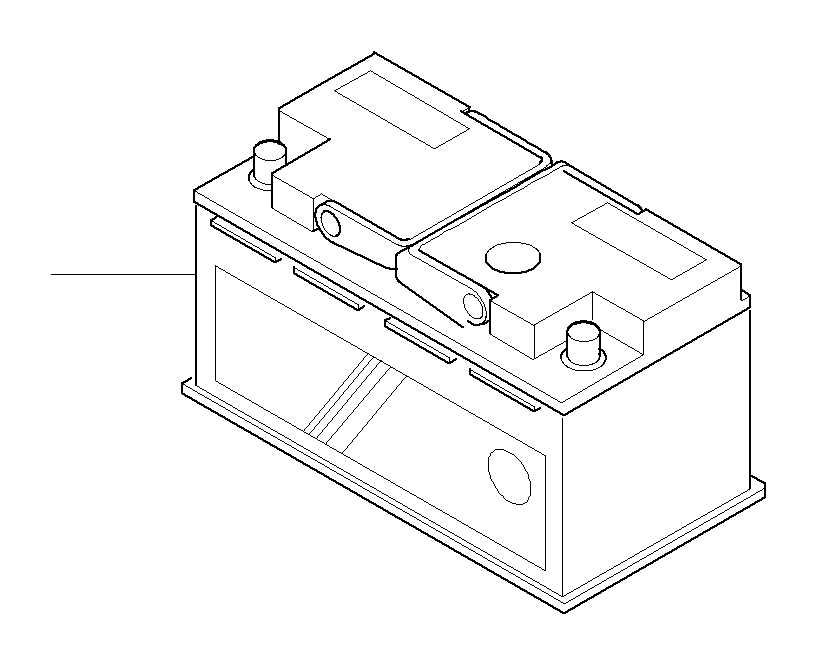 bmw 535i battery manuf exide warranty only 80ah 640a. Black Bedroom Furniture Sets. Home Design Ideas