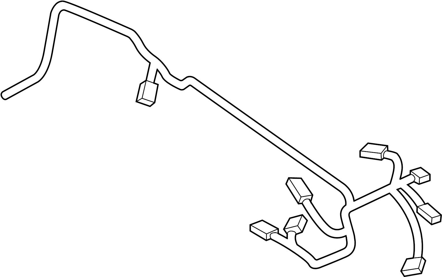 2015 bmw 428i wiring harness  engine grbx  module  system  electrical